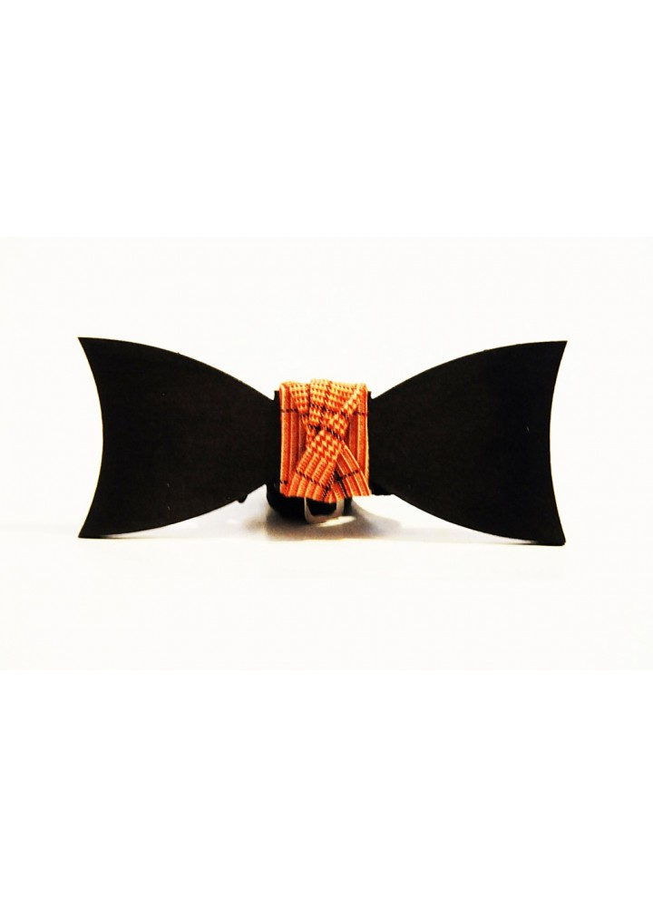 Wood bow tie Eugenio